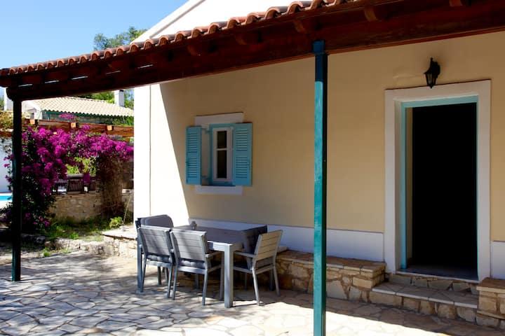 Beautiful villa in Paxos with pool