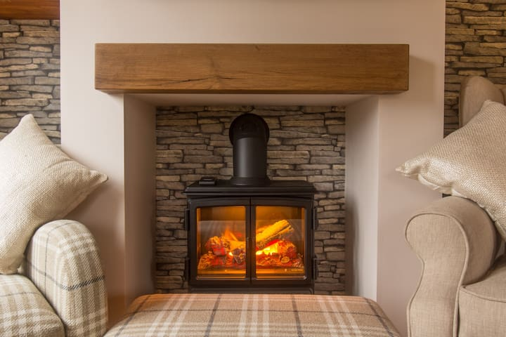 Luxurious Cosy Lodge - Blair Atholl - Pitlochry - Blair Atholl - Srub