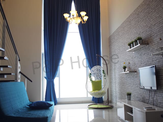Cozy and Comfort Homestay @ KL - Kuala Lumpur - Appartement