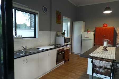 Country living 10 min to Gold Coast - Tallebudgera Valley - Hus