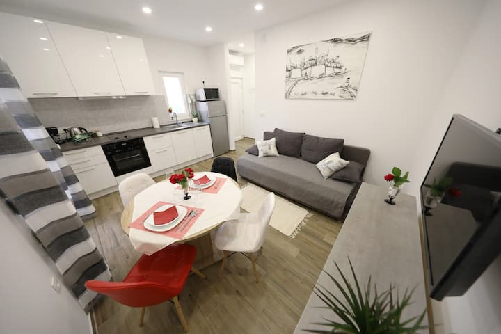 Testudo Apartment