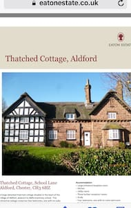 Beautiful country cottage - Aldford