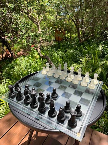 Relax......Chess anyone?