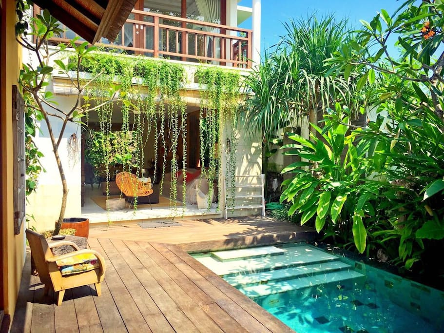 Welcome to Villa Araminta, a new oasis of serenity in Bali
