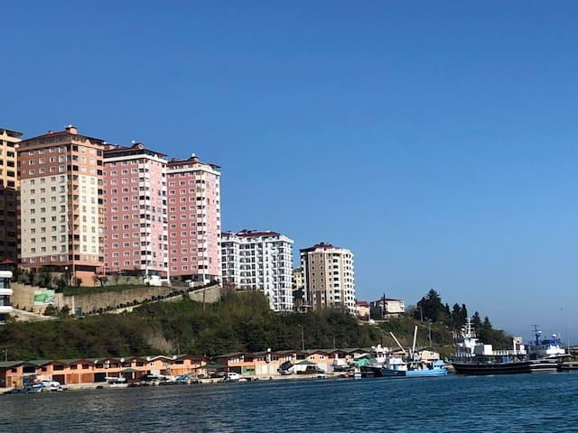 Araklı / Trabzon Apertments