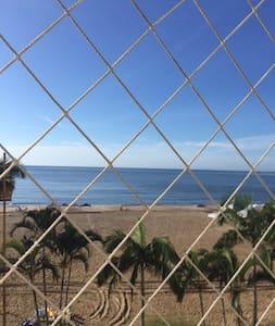 Apartamento beira mar Praia Mansa de Caiobá - Matinhos - Lejlighed