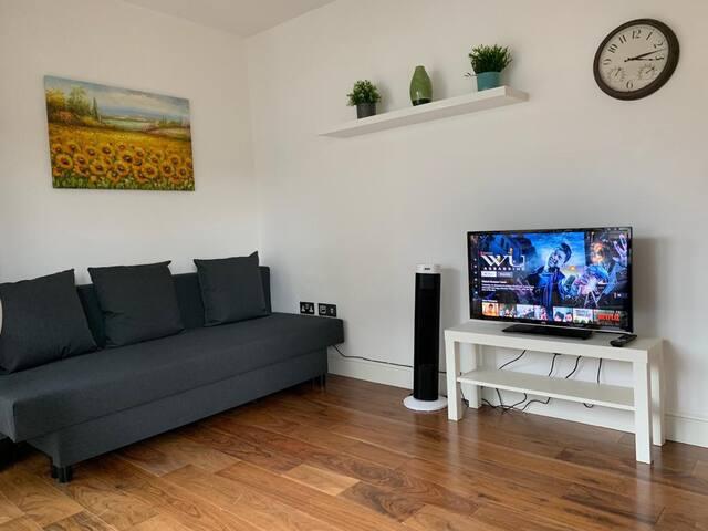 Great Apartment in Euston -Kings Cross - Warren St