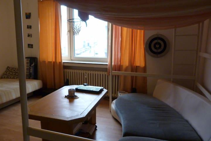 Studententraum in Aachen auch für Nicht-Studenten - Aken - Appartement