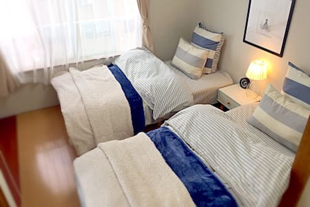 ②Wonderful location Clean,comfortable, cozy room☆ - Kanazawa-shi - アパート