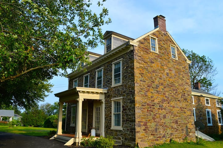 Historic Bucks County Farmhouse