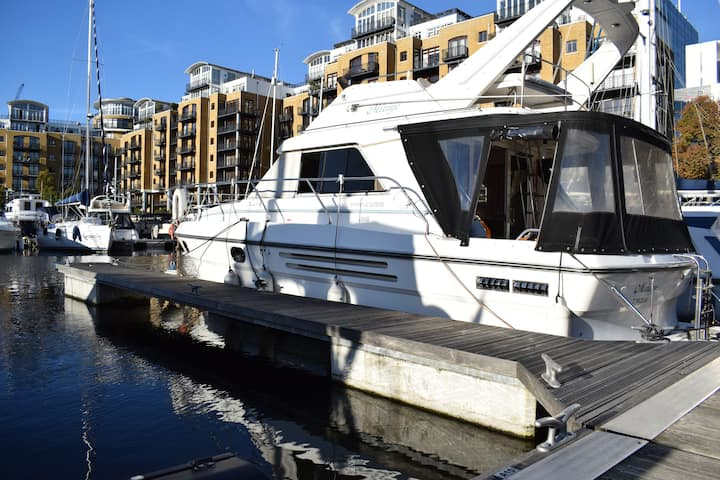 Princess Accommodation St Kats Dock's Tower Bridge
