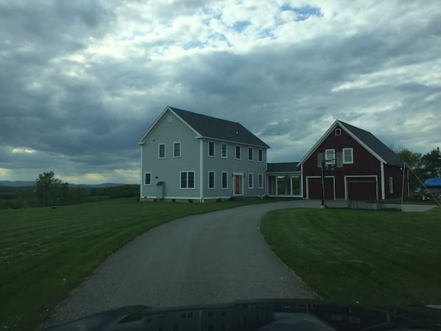 New Charlotte Home