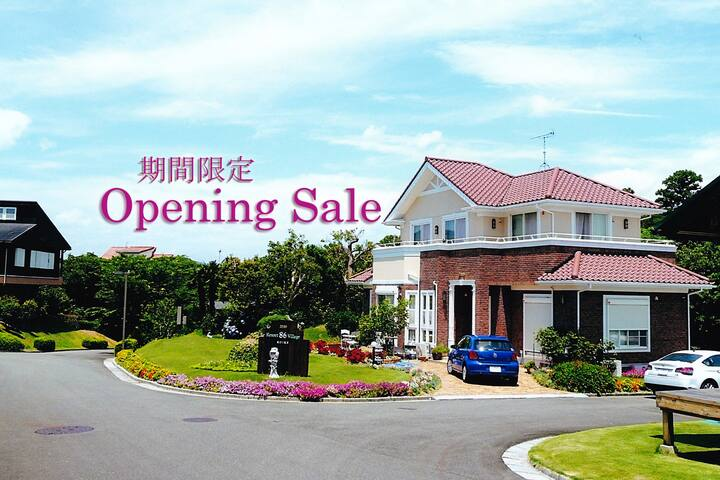 New Open★High-End Villa★Fairy tale world