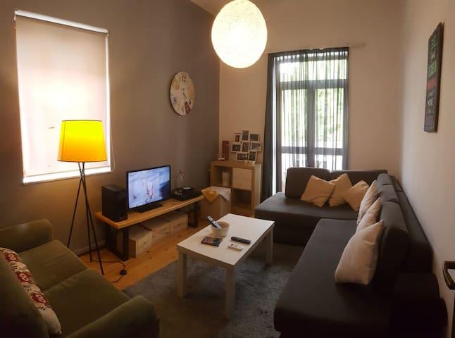 Patti's Apartment