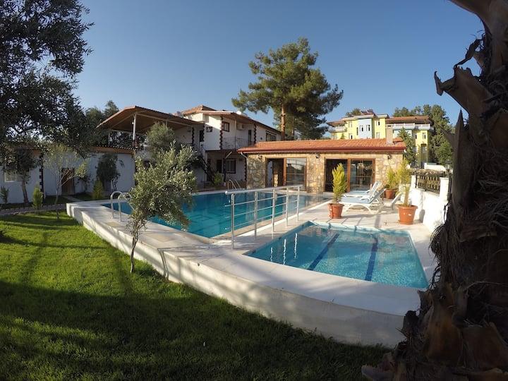 Pamukkale Pınar Hotel Double