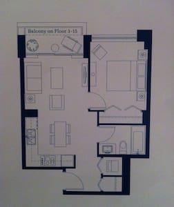 Cozy and functional downtown suite, best location - Victoria - Condominium