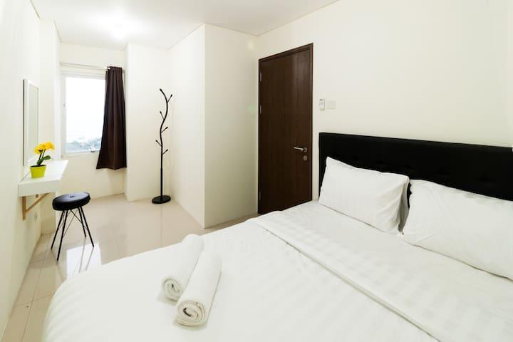 PROMO - 2 Bedroom Ancol Sea View Apartement