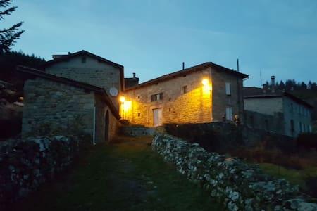 Maison typique ardéchoise