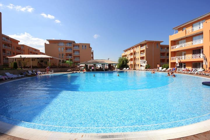 Sunny Beach 1 Bedroom Apartment in Sunny Day 6