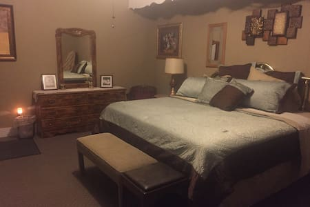 One bedroom with private bath - Waverly - Penzion (B&B)