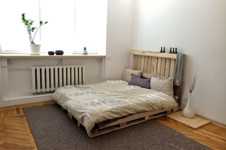 Квартира на 23го августа - Kharkiv - Departamento