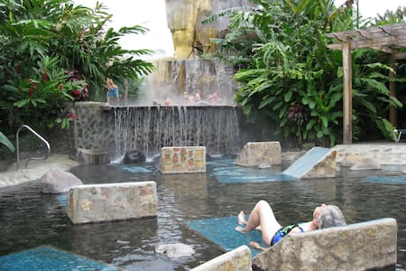 Baldi Hotsprings all Day Access + Dinner $40 - San Carlos - 其它