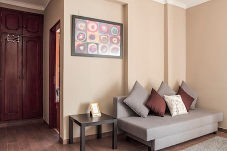 Cosy Apartment @ Lisbon South Bay - Amora - Byt