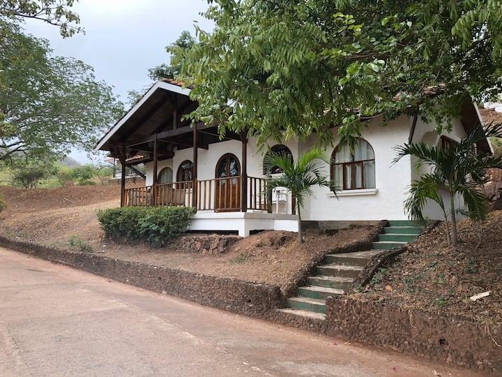 villa en guanacaste playa real conchal tamarindo