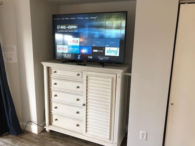 "55"" Flat Screen Smart TV"