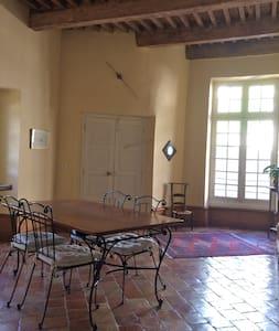 Chambre dans hôtel particulier - Bourg-Saint-Andéol
