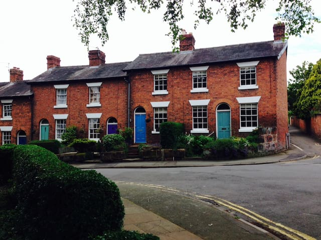 A Shropshire Pad : Boutique Self-Catering Cottage - ชรีส์บูรี