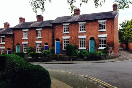 A Shropshire Pad : Boutique Self-Catering Cottage - Shrewsbury - Rivitalo