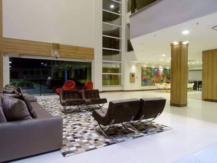Aeroporto Congonhas melhor localização