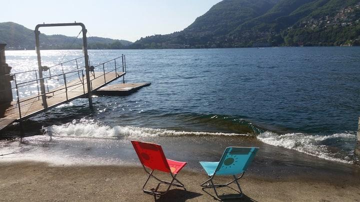 Beautiful Lake Como - Accogliente bilocale