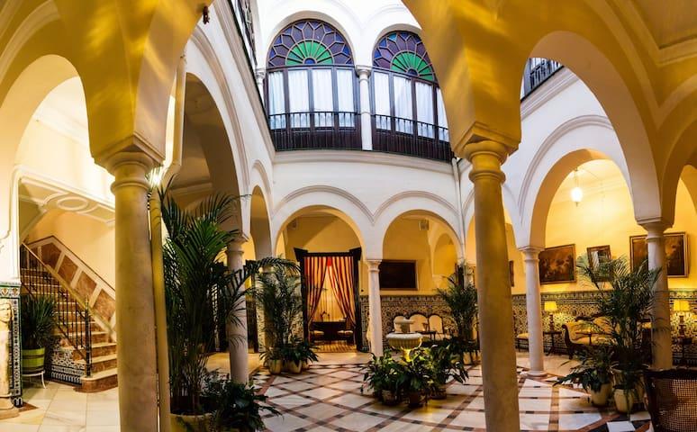 Domus Astigi.(Itálica) Casa-Palacio en Ecija.