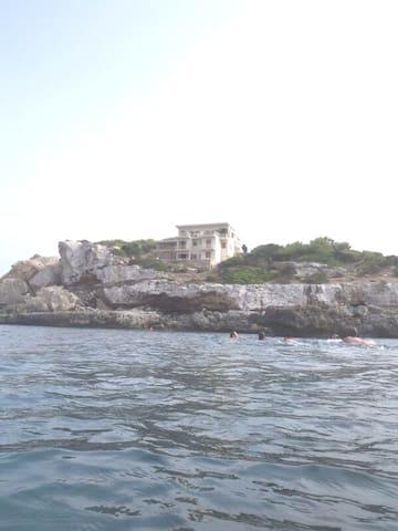 La encantadora Punta des Siviná