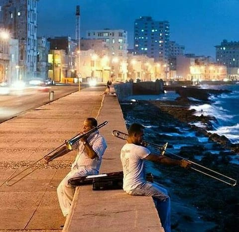 Live and enjoy life in authentic Havana