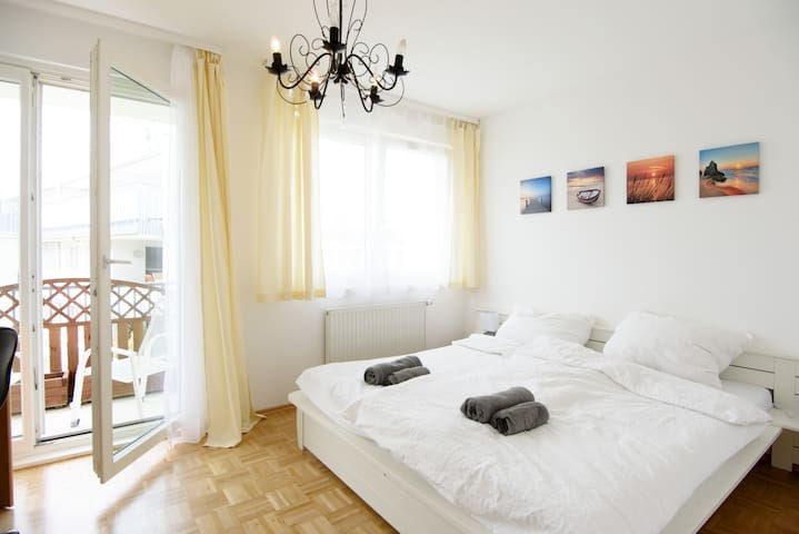 3 room Apartment with garage and balcony - Wien - Wohnung