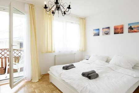 3 room Apartment with garage and balcony - Vienna - Apartemen