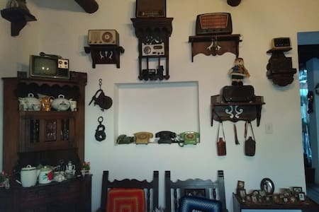 Hospedaje Casaloma, casa tipica Boyacense