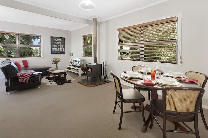 Maringa Cottage, a 'home away from home'