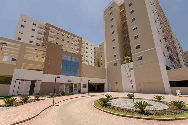 Apartamento 55m² Próximo ao Autódromo e CPTM