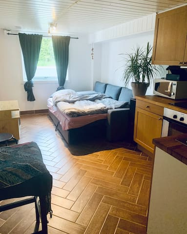 Charming studio close to Oslo airport