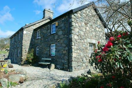 Delightful Welsh Cottage Nr Harlech - Huis