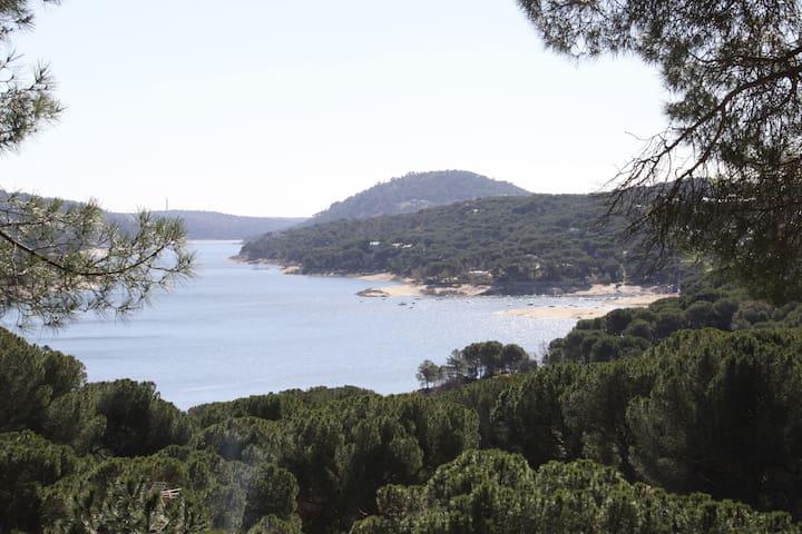 """""""A Orillas del Lago"""" APARTAMENTO 23 - San Martín de Valdeiglesias - Haus"""