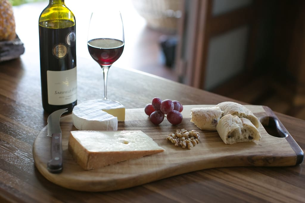 Enjoy local handmade and imported aged FROMART hard cheeses from our fromagerie