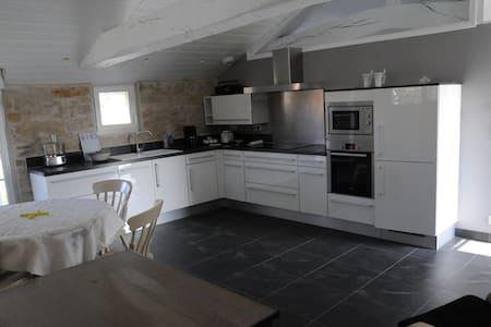 Joli appartement très confortable - Saint-Martin-de-Hinx