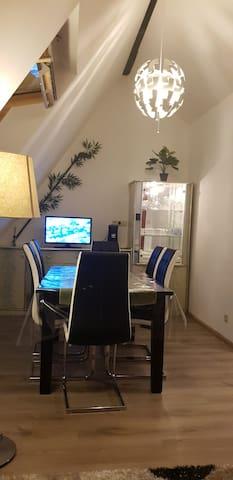 Coocooning y encantador, hermosas 2 habitaciones