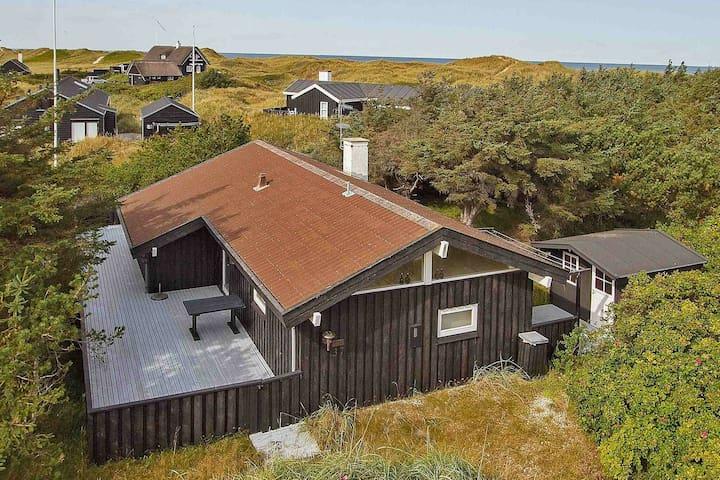 Charmante maison de vacances à Skagen avec sauna