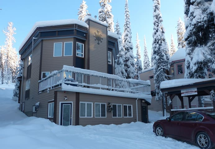 Ski In/Out, 2 Bedrooms, 2 Baths, Private Hot Tub